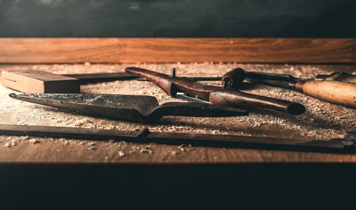 hlf4 - Como trabaja un carpintero diferente