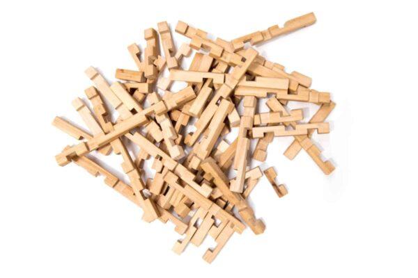 Ceo 50 puzzle de madera
