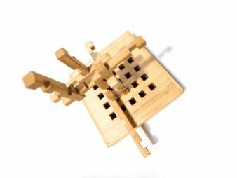 CEO puzzle de madera 3d