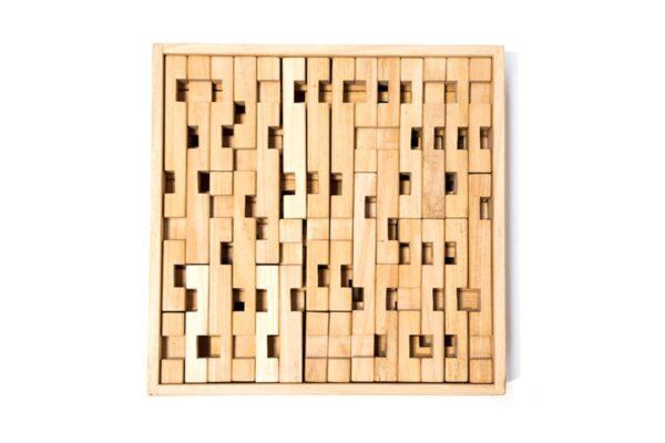 CEO puzzle rompecabezas de madera