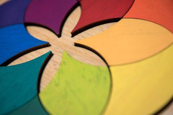 Estrela Puzzle madera 12 piezas