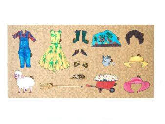 Mapoula JARDINERA vestidos mariquita perez