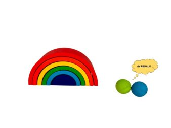 arcoiris waldorf pequeño