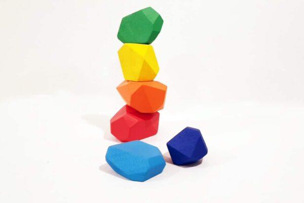 Tumis Waldorf Color 6 piezas