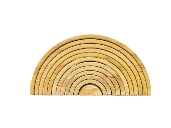 arcoiris madera waldorf grande