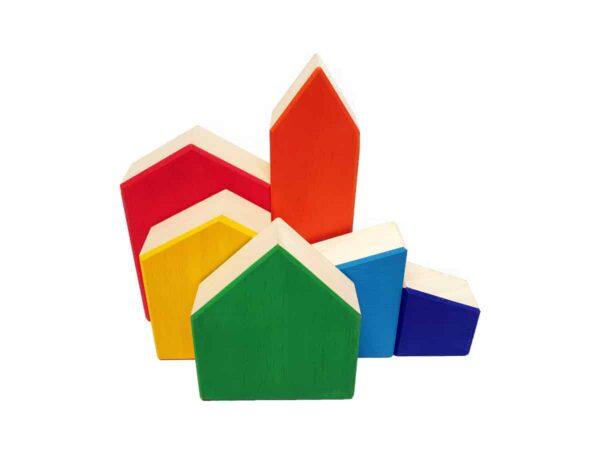 casitas lineas rectas 3 - habitar las formas