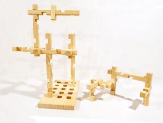 bloques madera waldorf
