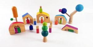 modelos de juguetes de madera artesanales