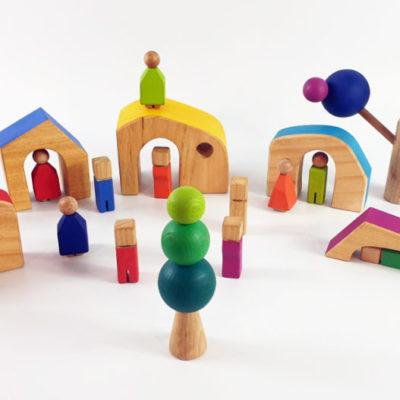 Bienvenidos al mini mundo infantil de Habitar las Formas