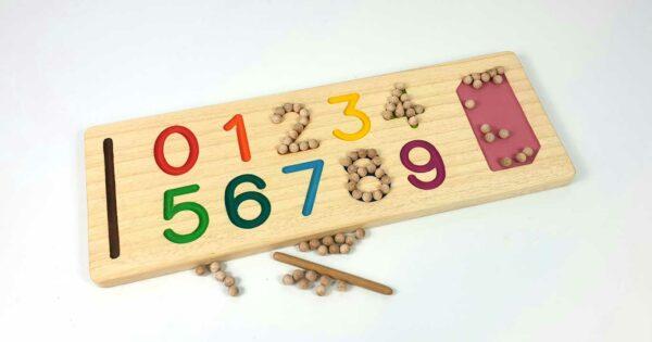 Tabla de números