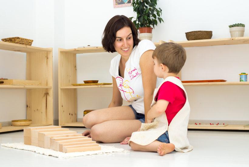 Características del método Montessori